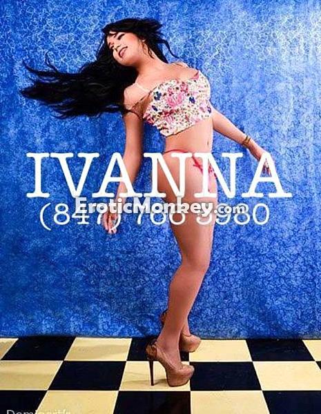 TS Ivanna escort reviews in Las Vegas